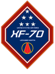 XF-70 Flight Test  Logo by bagera3005