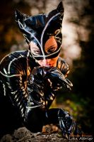 Catwoman bad bad girl by Bewitchedrune