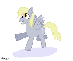 Derpy Hooves by Captain-Marvelous
