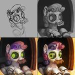 Sweetie Bot (WIP) by Cannibalus