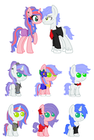 Breedable Adopts 1 by MintMuffins