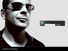 Logon Windows XP - BruceStyle 1.1 version FR by Lucifer4671