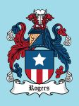 Super Clan Coat of Arms: Rogers by mattcantdraw