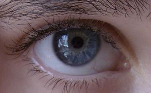 my eye one.. by supersammers