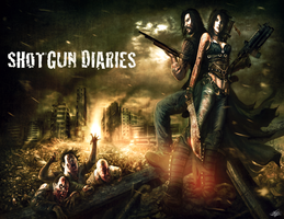Shotgun Diaries-Poster by mlappas