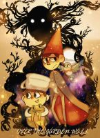 Over The Garden Wall by Kunzite-C