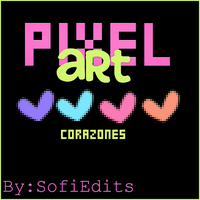 Pixel Art by SofiEdits