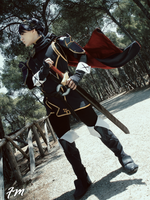 Marth - DLCFire Emblem Awakening - the road by Kura-Kitsune