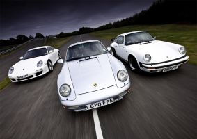 Porsche 911 Evolution Competit by TheCarloos