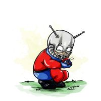 Ant-man by capefoxalix