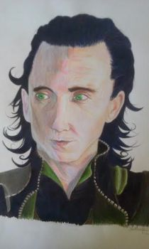 Prince of Asgard by tinynath