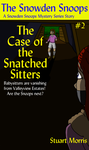 Snatched Sitters Book Cover by MisterMistoffelees