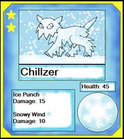 Chillzer Card (Adopt) by Dianamond