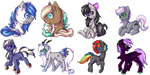 Icon pack 2 by Coffee-Pony