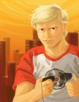 Dave Strider by Alex-Harrier