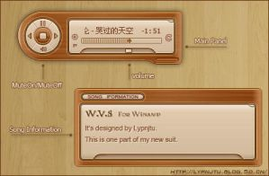 W.V.S for Winamp by lypnjtu