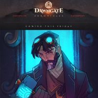 Dawngate Chronicles Announcement by nicholaskole