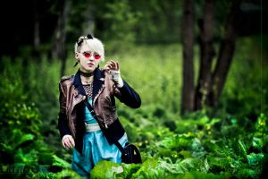 So, where is the rabbit Alice? by Nivelis