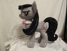my little pony Octavia plush by Little-Broy-Peep