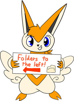 Folders That Way! by Baumbs