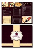 Menu coffee break/ cardapio cafeteria by Alexia05Ashford