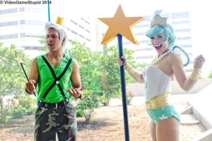 Otakon 2014 - Jorgen and the Tooth Fairy(PS) 07 by VideoGameStupid