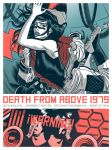 Death From Above 1979 - Dallas by robertwilsoniv