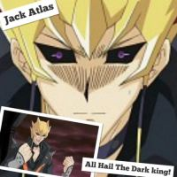 Jack Atlas Wallpaper: ~All Hail The Dark King~ by XxXxRedRosexXxX