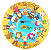 MOTHER 3 by Nippo