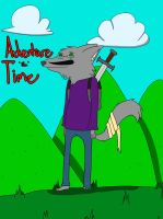Adventure Fan Time by walter-the-furry