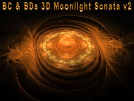 BC and BDs 3D Moonlight Son v2 by Fractal-Resources