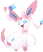 700 Sylveon by DasRuedi