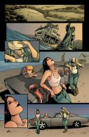 Hack/Slash: Son of Samhain #3 preview page 05 by kmichaelrussell