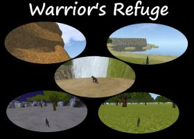 Warrior's Refuge (public fh map) by inuyasha1086