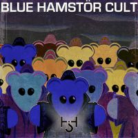Blue Hamstoer Cult by Lukc
