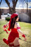 Calm Before - Elektra by SilverShadeCosplay