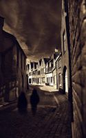 Haunting in Bruges by ralucsernatoni