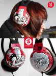 Lloyd Headphones by Bobsmade