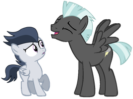 She totally loves me bro! by DreamCasterPegasus