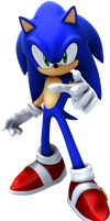 Sonic The Hedgehog -by AntisonicPony by FiveNightsAtFoxys