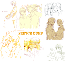 sketch dump by kyunyo