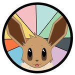 Eevee Badge by miserybahamut