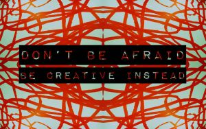 Be creative instead.. by crimecontrol