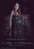 City of Bones - Isabelle by JessMindless