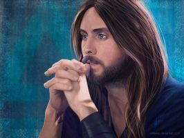 Jared Leto - Echelon by whikiko