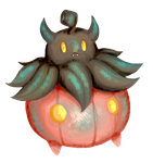 pumpkaboo by bellpup