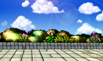 [Maplestory] Custom Background ~Rainiaka by Rainiaka