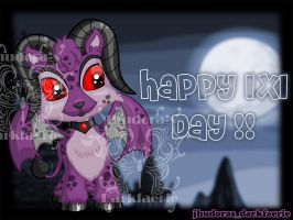Happy Ixi Day by KasuChii