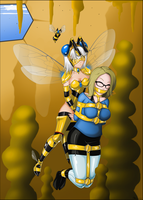 New Hypno Hive Bee by Rosvo by Pyrites1