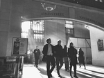 Walking Through Grand Central by Wiredhand